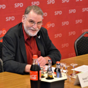 Axel Brammer bei der SPD