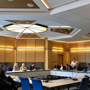 Sitzung des Umweltausschusses
