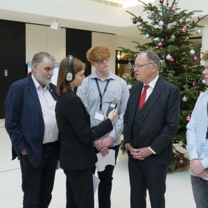 Interview mit Ministerpräsident Stephan Weil