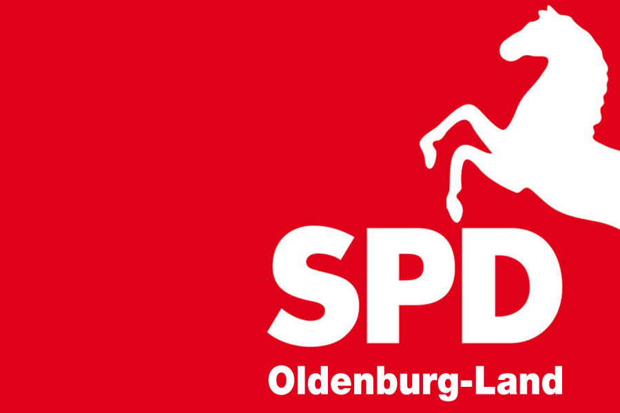 Logo SPD Oldenburg-Land