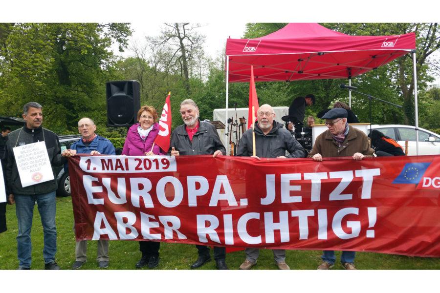 1. Mai 2019 in Delmenhorst