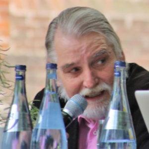 Axel Brammer auf der Podiumsdiskusion